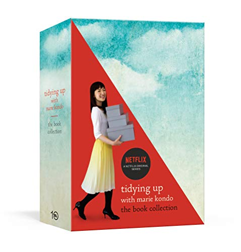 Tidying Up with Marie Kondo: The Book...