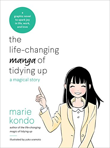 The Life-Changing Manga of Tidying Up: A...