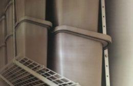 Ceiling Rack Angled