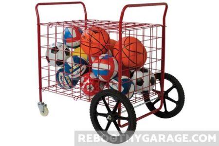 BSN All Terrain Sports Ball Locker Cage