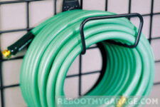 3 Weights You Need to Store Garden Hoses on the Garage Wall