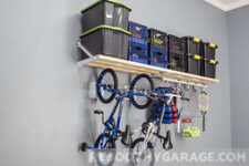 How Much Weight Can a Garage Shelf Hold?