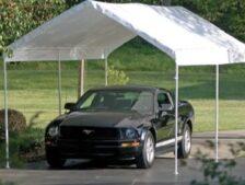 canopy car
