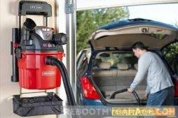 Craftsman 5 Gal Wet/Dry Garage Vacuum