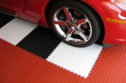 There's still time to upgrade your car to match your new garage tile floor.