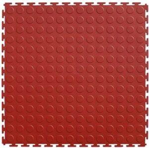 IncStore terracotta color garage floor tile