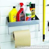 10029 Paper Towel Dispenser, not just a holder!