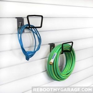 The 13016 hose hook carries up to 25 lb.