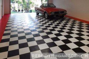 Racedeck Garage Floor Tiles