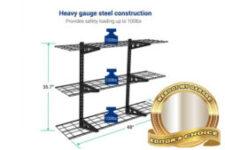 The Best Garage Adjustable Wall Shelves