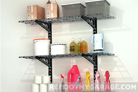 best garage adjustable shelf