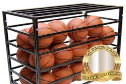 The Best Sports Ball Organizers for the Garage
