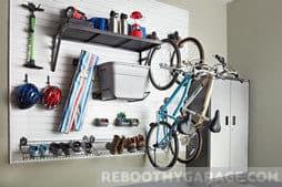 Best Garage Slatwall Storage System