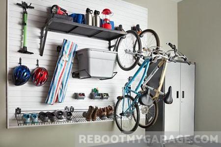 best garage slatwall