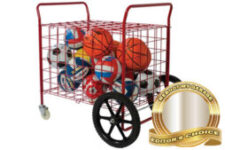 The Best Lockable Wheeled Ball Cage