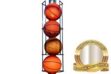 The Best Near-Court Ball Storage