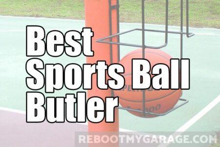 Best Sports Ball Butler