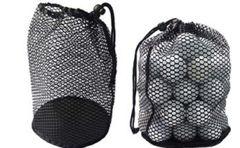 best sports ball mesh bag
