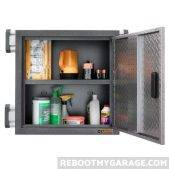 Open 24 inch GearBox Wall Cabinet