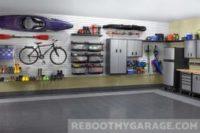 Reboot My Garage Wall Storage
