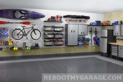 Reboot My Garage Wall Storage