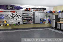 Garage Wall Storage Systems