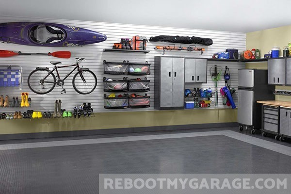 Garage Wall Storage Systems