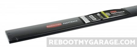 This is the Rubbermaid FastTrack Horizontal Rail Package