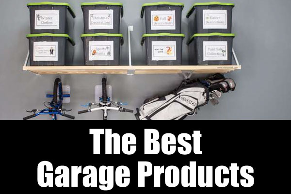 The best garage products