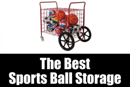 The Best Sports Ball Storage
