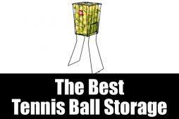 The Best Tennis Ball Storage
