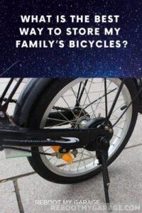 Child's bike kickstand