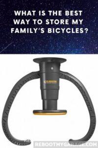 Advanced Bike Claw hook