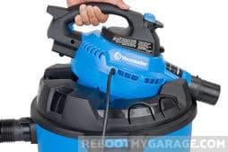 Best Garage Blower Vacuum Cleaners 2019-2020
