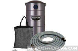 Reboot my garage vacuum