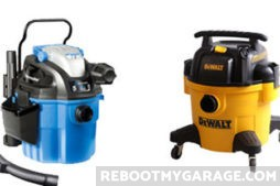 Best garage wet vacuum cleaners