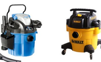 Best garage wet vacuum cleaners