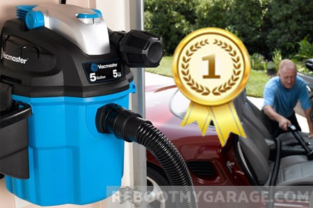 Best VacMaster vacuum cleaner for the garage.