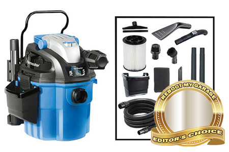 The Best Garage Vacuums