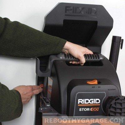 Ridgid Vac5000 Wall Clip