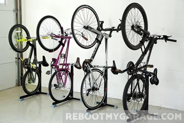 Bikenook floor stands