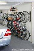 Steadyrack classic wall bike rack