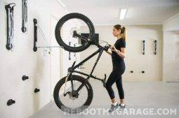 Steadyrack Wall Bike Storage Fat Tire