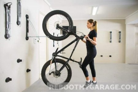 Steadyrack Wall Bike Storage Fat Tire