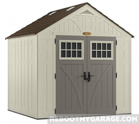 Suncast Tremond Shed