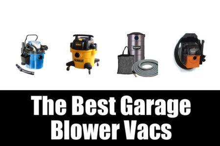 The best garage blower vacs