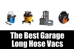The best garage long hose vacs