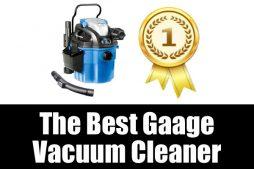 The best garage vacuum cleaner