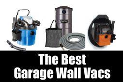 The best garage wall vacs