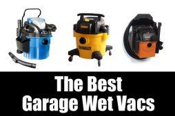 The best garage wet vacs